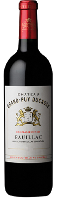 Chateau Grand Puy Ducasse 2018