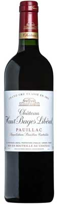 Chateau Haut Bages Liberal 2018